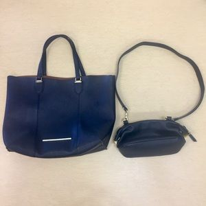Steve Madden Large Tote with Crossbody bag
